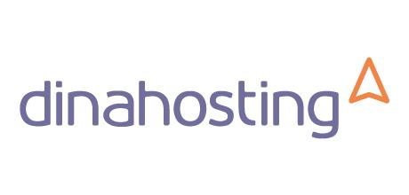 Logo de dinahosting